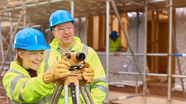 <p>Construction building surveying placement</p>