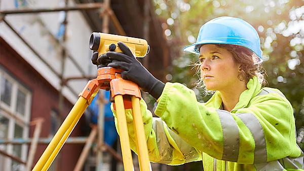 <p>Female Building Surveyor</p>