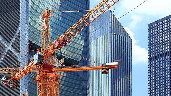 <p>Construction, crane</p>