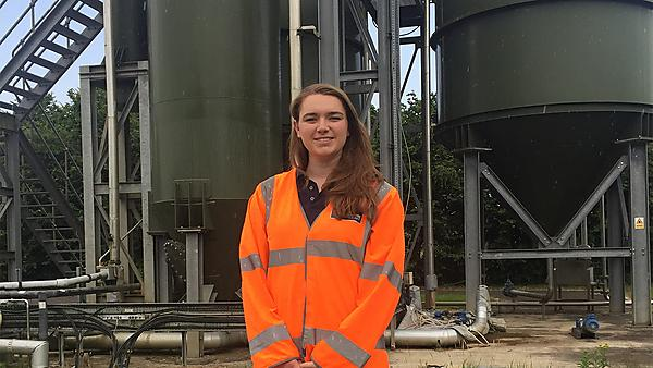 Sophie Ward: exploring extra-curricular activities at Plymouth laid the foundations for a career in operations