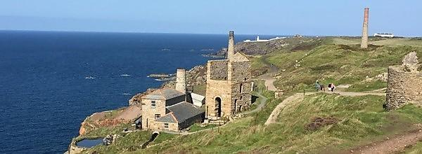 <p>West Wheal Owles mine. Credit Alex Rowe</p>
