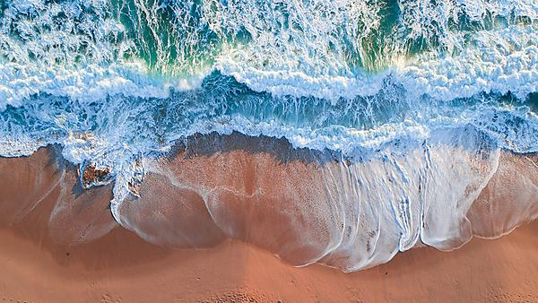 <p>Mornington Peninsula aerial ocean and beach<br></p>