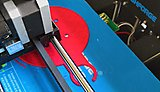 3D printing in the Digital Fabrication Laboratory