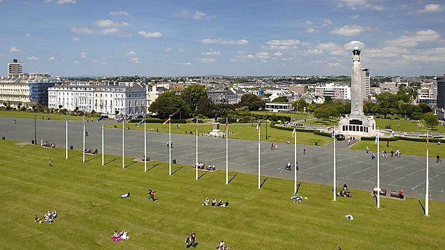 <p> The Hoe, Plymouth&nbsp;<br></p>
