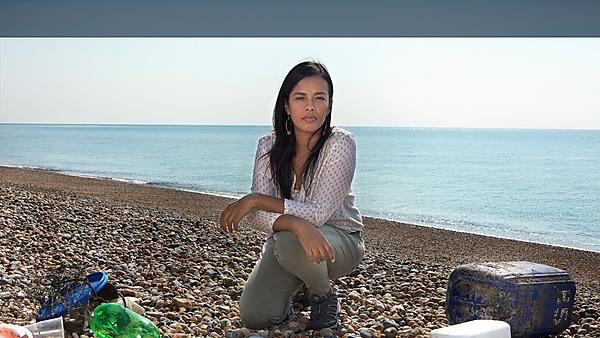 <p>Liz Bonnin, TV presenter</p>