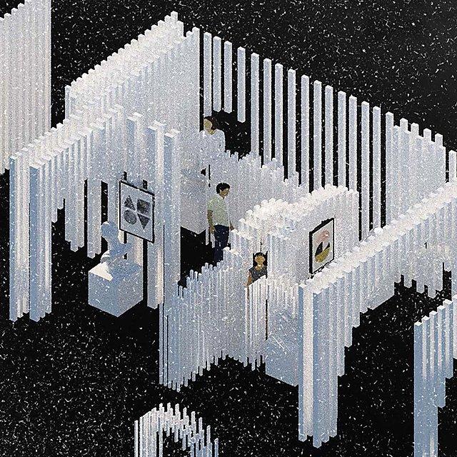 <p>Interior Design student work</p>