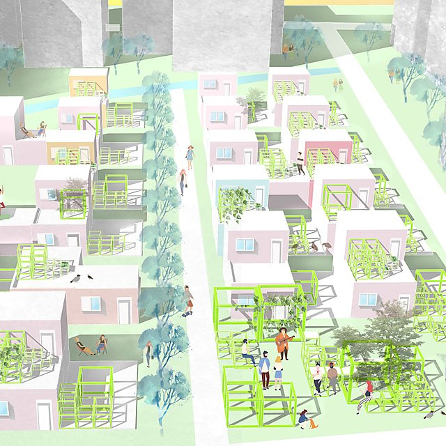 <p>Can Chen student work for Interior Design</p>