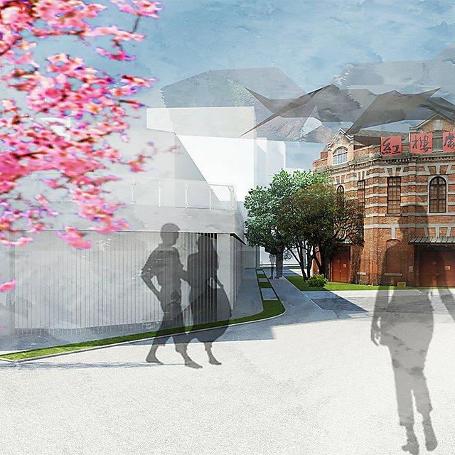 <p>Luyi Huo&nbsp;student work for Interior Design</p>