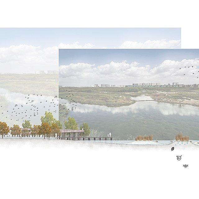 <p>Qilin Hu&nbsp;student work for Interior Design</p>