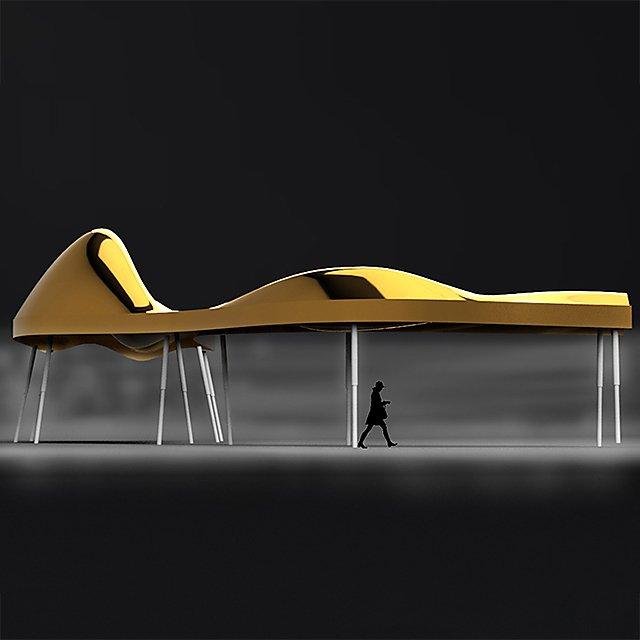 <p>Morgan Jenkins interior Design student work square</p>