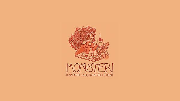 Monster! The Plymouth Illustration Event 2019