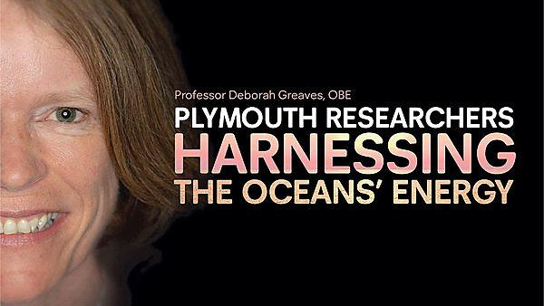 <p>  </p><div>Professor Deborah Greaves. Plymouth Pioneers</div><p></p>