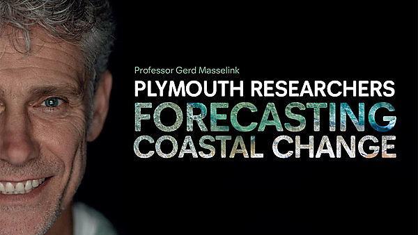 <p>Plymouth pioneers&nbsp;Professor Gerd Masselink</p>