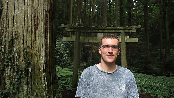 Catching up with our graduates – Christopher Griffiths (Class of 2018)