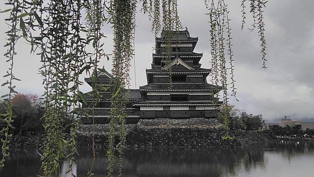 <p>Japanese castle</p>