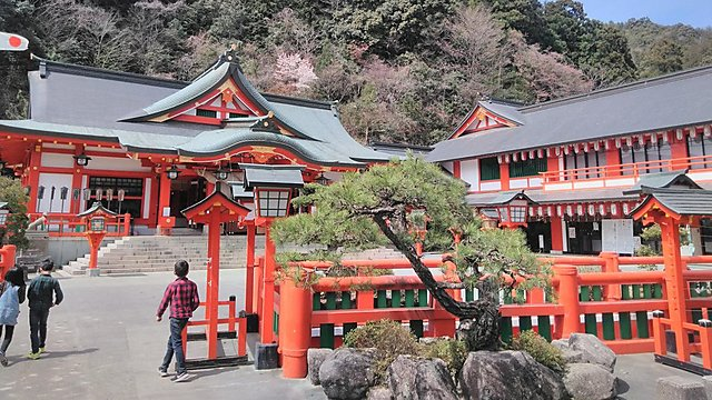 <p>Japanese temple</p>