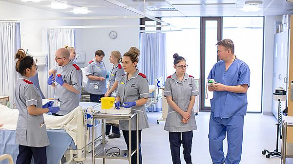 Exeter School of Nursing online subject Q&A