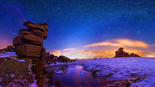 Emsworthy Rocks, Dartmoor