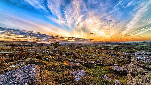 <p>Dartmoor. Getty Images</p>