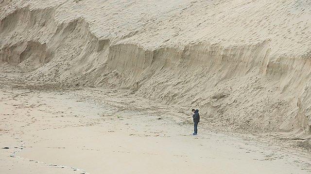 <p>Eroding dunes<br></p>