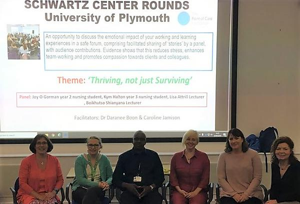 Schwartz Panel at KSPA Truro, 24 September 2019