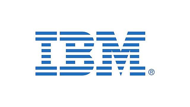 <p>IBM logo</p>