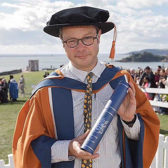 <p>Hugh Fearnley-Whittingstall, Honorary doctorate 2014<br></p>