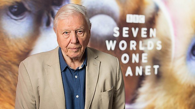 <p>Sir David Attenborough at the premiere of Seven Worlds, One Planet (Credit David Parry, Press Association)<br></p>