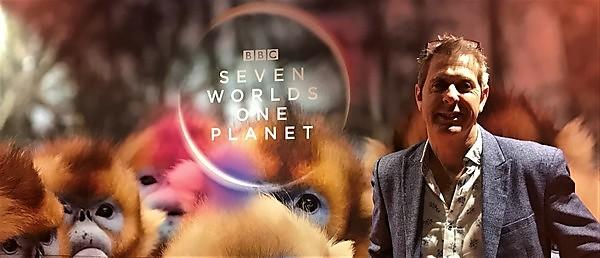 <p>Iain Stewart Seven Worlds, One Planet</p>
