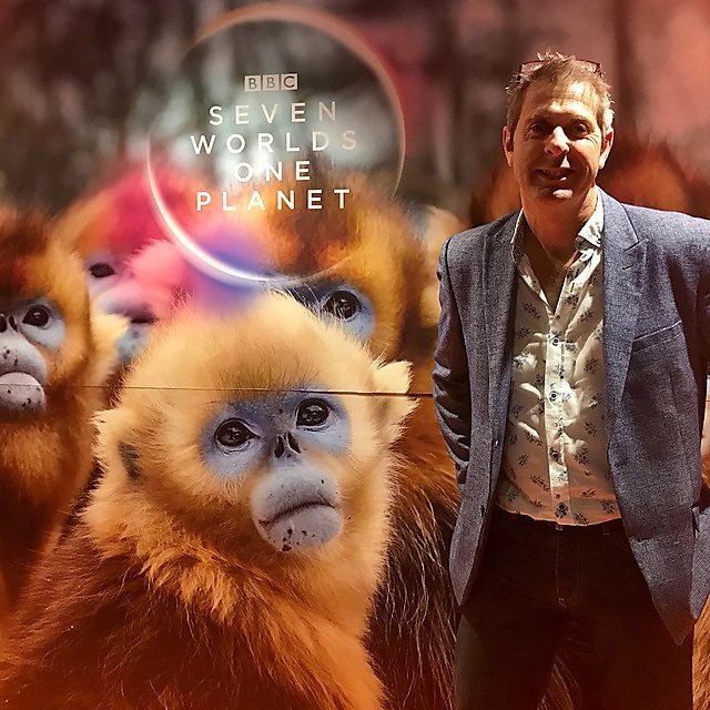<p>Professor Iain Stewart MBE - Seven Worlds, One Planet</p>