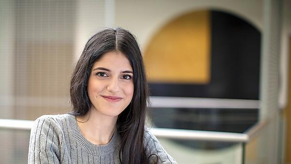 Panayiota Constantinidou – BSc (Hons) Biomedical Science