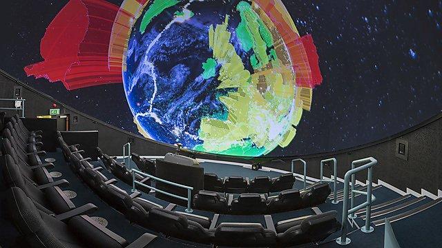<p>Impact Lab - Immersive Vision Theatre</p>