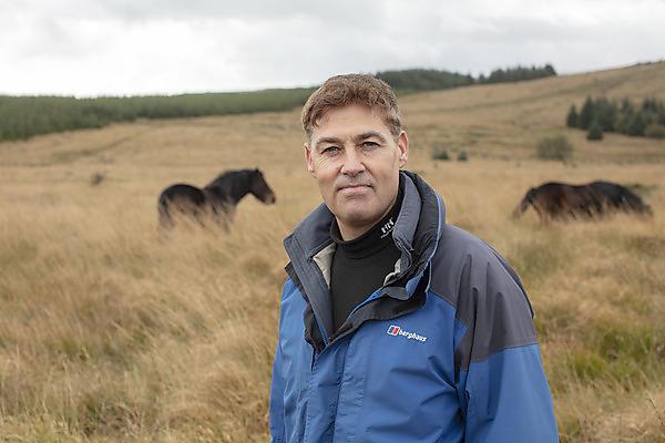 Dr Paul Lunt, Associate Professor in Environmental Science