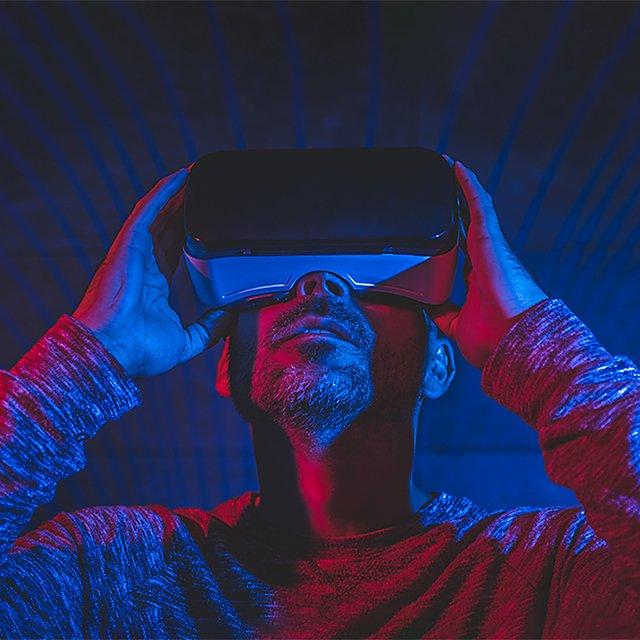 <p>Virtual Reality / Immersive Media</p>