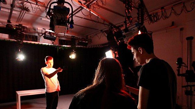 <p>Filmmaking studio</p>