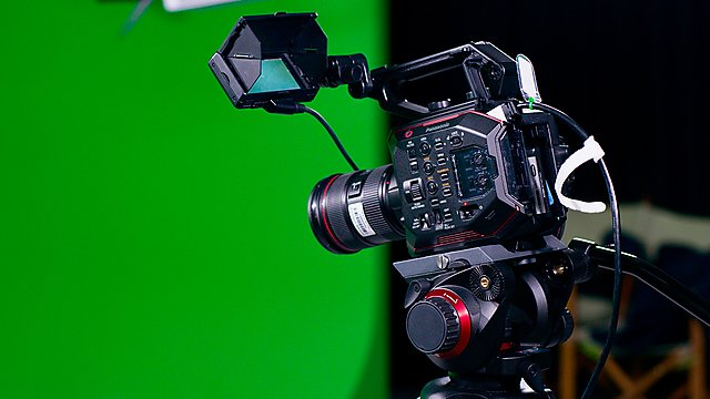 <p>Filmmaking camera facilities</p>