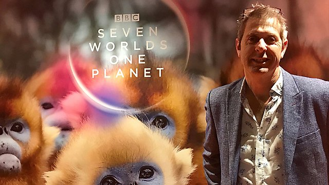 <p>Seven worlds one planet with Iain Stewart MBE</p>