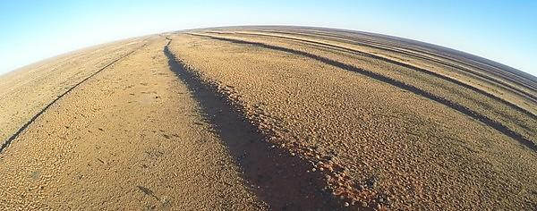 Examining dune formation in the deserts of Australia