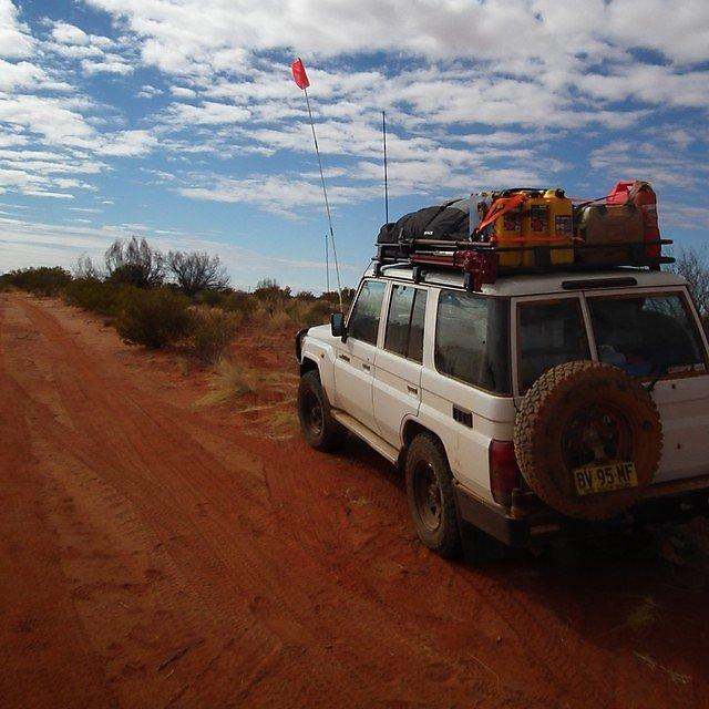 <p>  Matt Telfer in the Desert  <br></p>