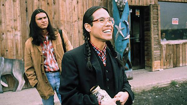 <p>Film: Smoke Signals (1998)<br></p>