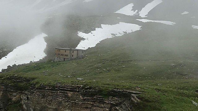 <p>The Alps</p>