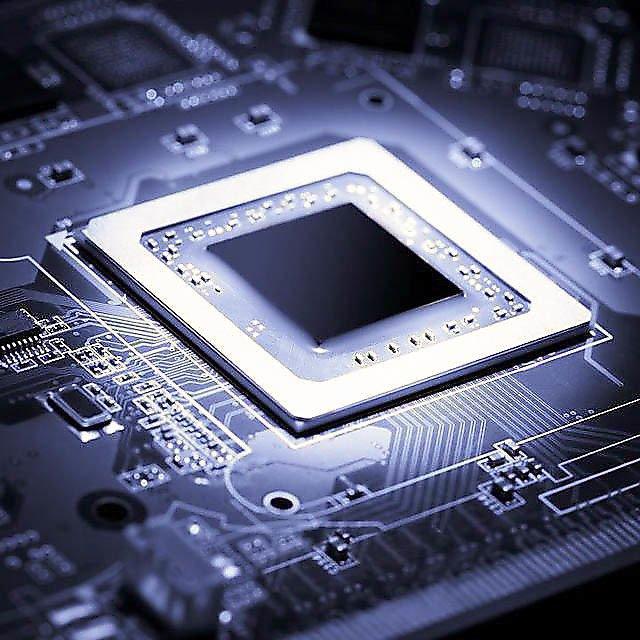 <p>Graphic processor. Courtesy of Shutterstock<br></p>