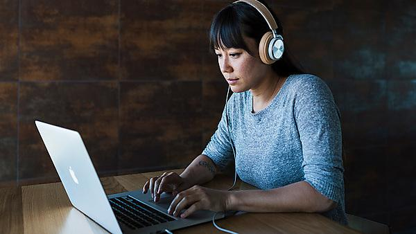 Learn new skills with LinkedIn Learning