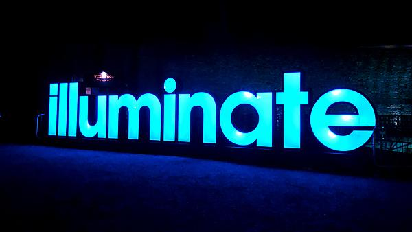 Illuminate: in pictures