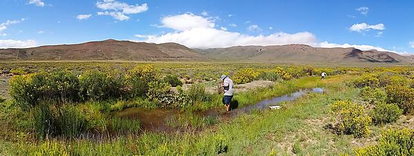 <p>Sampling in Karoo</p>