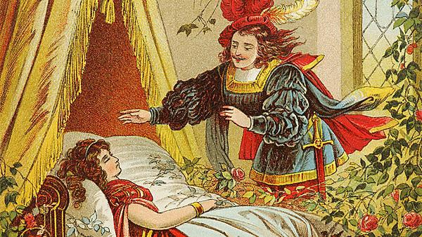Talk: The darker side of Sleeping Beauty: Sleep and its meanings in the 19th and 21st centuries