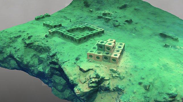 <p>ARC Marine - Vobster 3D scan</p>