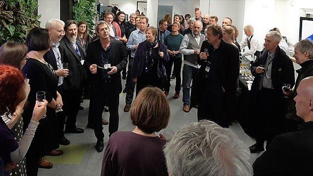 <p>Sustainability Hub Launch<br></p>