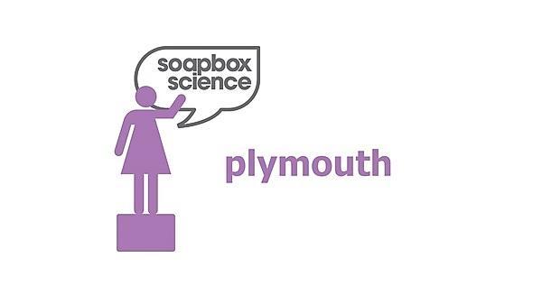 <p>Soapbox Science Plymouth image</p>