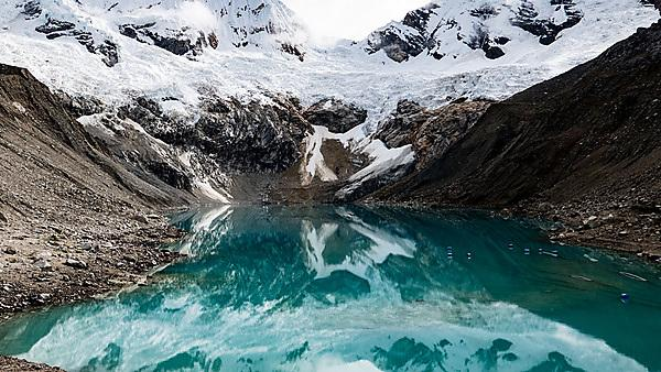 GlacierMap: Mapping glacier change in the Peruvian Andes